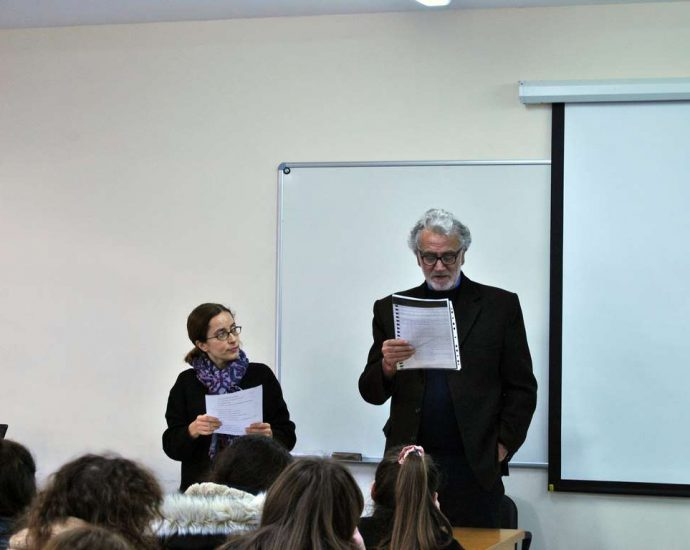 Zakynthos - Reading Ugo Foscolo
