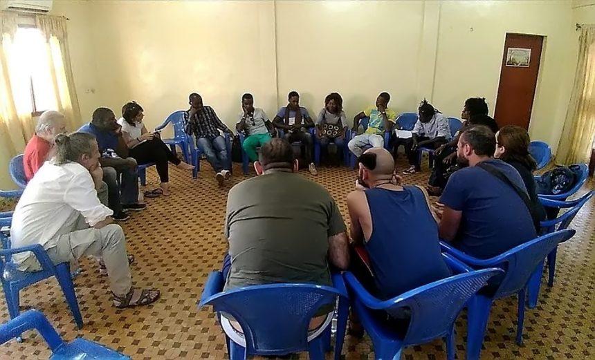 Astràgali Teatro in Burkina Faso / residenza artistica internazionale