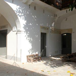 Inaugurazione ex uffici Distilleria De Giorgi