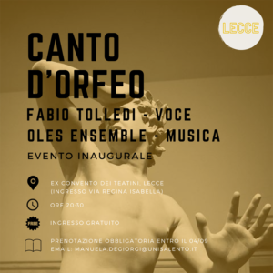 Canto d'Orfeo