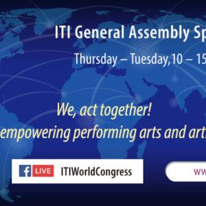 Assemblea Generale ITI Edizione Speciale 2020