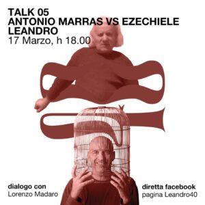 Antonio Marras per Leandro 40