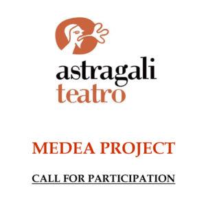 """""""Medea Project"""" Call riservata a giovani under 35"""
