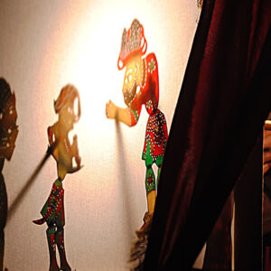 Shadow Theatre and performing arts heritage – The Dreaming Curtain