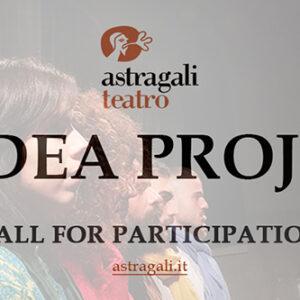 """Bando di partecipazione workshop teatrale """"Medea Project"""""""